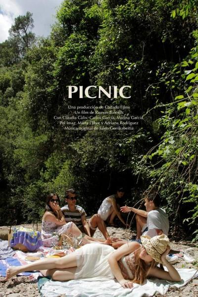 Caratula, cartel, poster o portada de Picnic