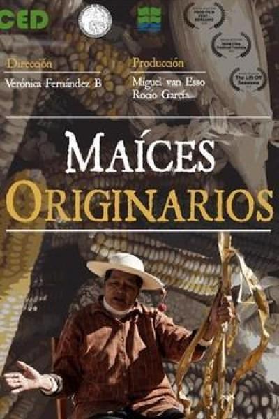 Caratula, cartel, poster o portada de Maíces originarios