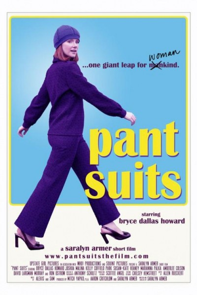 Caratula, cartel, poster o portada de Pant Suits