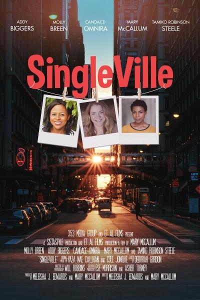 Caratula, cartel, poster o portada de SingleVille