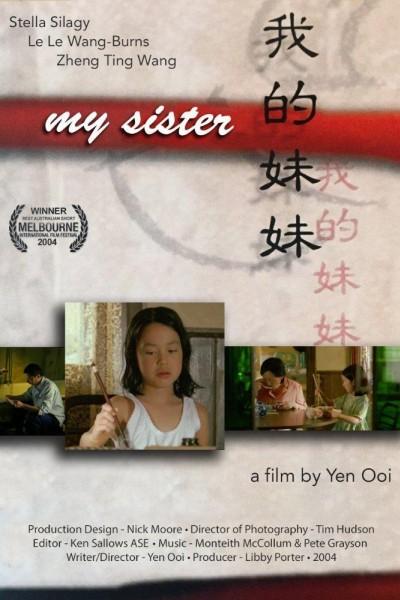Caratula, cartel, poster o portada de My Sister