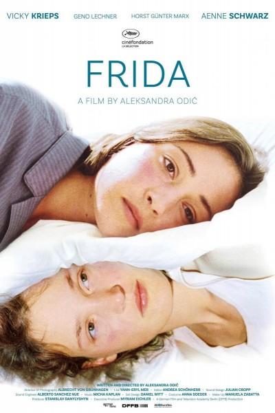 Caratula, cartel, poster o portada de Frida