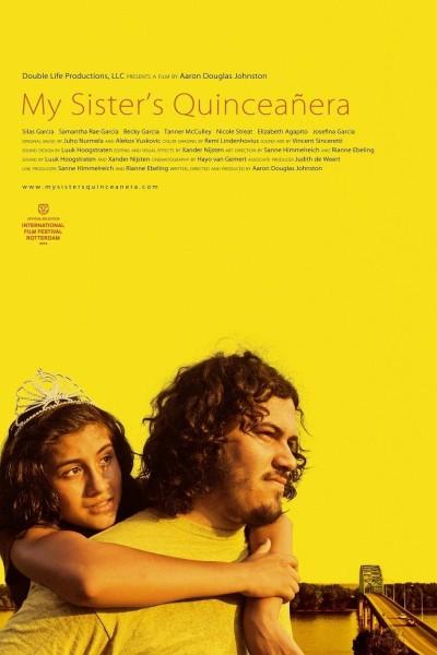 Caratula, cartel, poster o portada de My Sister\'s Quinceanera