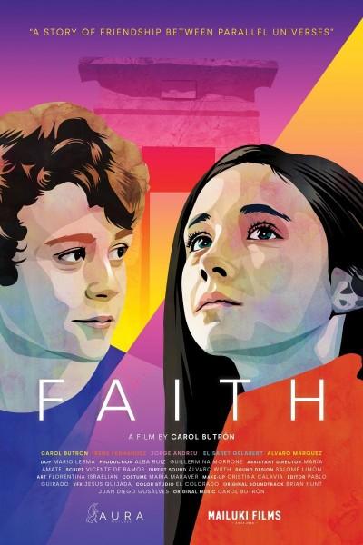 Caratula, cartel, poster o portada de Faith