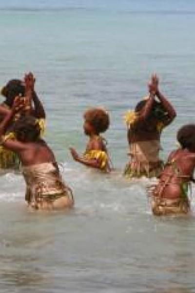 Caratula, cartel, poster o portada de Los secretos de la música de agua de Vanuatu