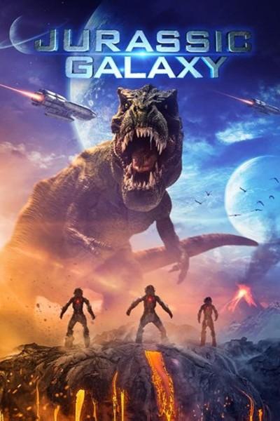 Caratula, cartel, poster o portada de Jurassic Galaxy