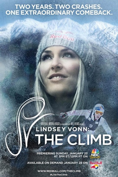 Caratula, cartel, poster o portada de Lindsey Vonn: The Climb