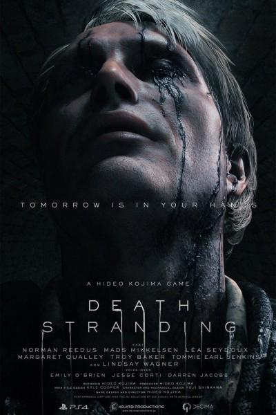 Caratula, cartel, poster o portada de Death Stranding: TGA 2017