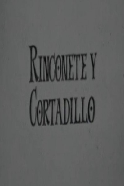 Caratula, cartel, poster o portada de Rinconete y Cortadillo