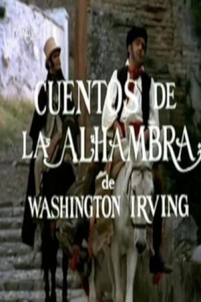 Caratula, cartel, poster o portada de Cuentos de la Alhambra