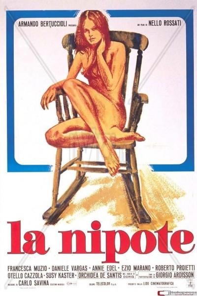 Caratula, cartel, poster o portada de La nipote