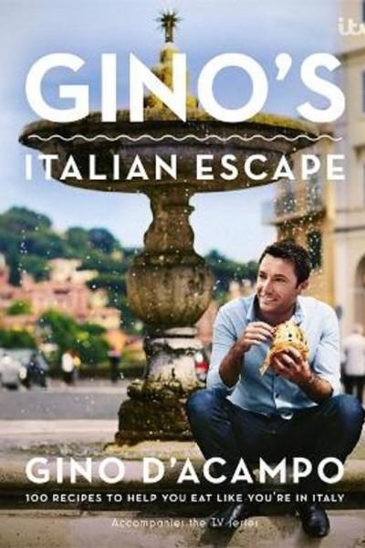 Caratula, cartel, poster o portada de La escapada italiana de Gino