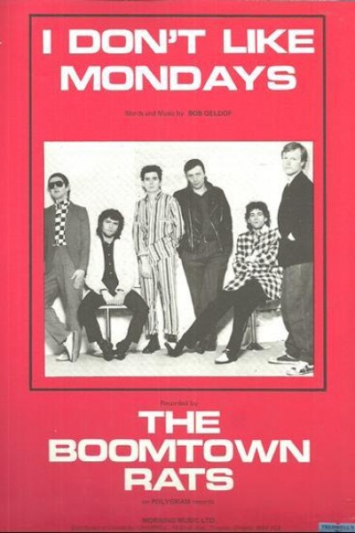 Caratula, cartel, poster o portada de The Boomtown Rats: I Don\'t Like Mondays (Vídeo musical)