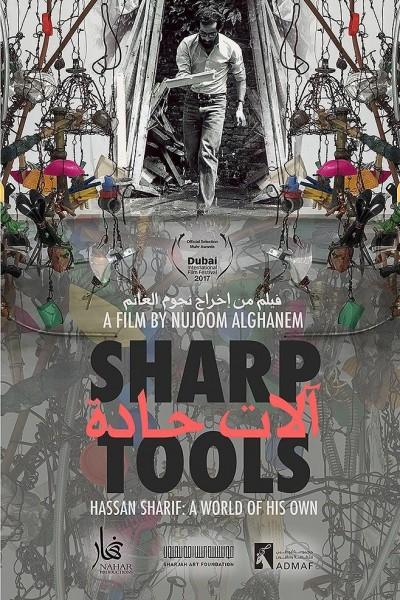 Caratula, cartel, poster o portada de Sharp Tools