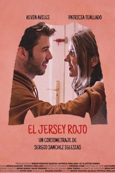Caratula, cartel, poster o portada de El jersey rojo