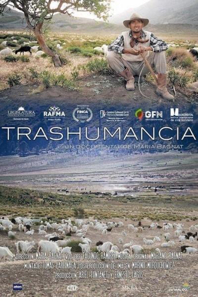 Caratula, cartel, poster o portada de Trashumancia