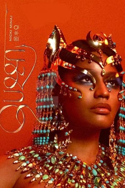 Caratula, cartel, poster o portada de Nicki Minaj: Ganja Burn (Vídeo musical)
