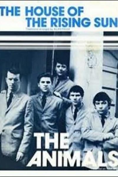 Caratula, cartel, poster o portada de The Animals: The House of the Rising Sun (Vídeo musical)
