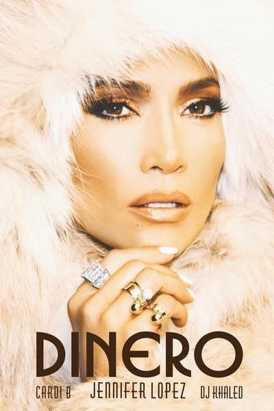 Caratula, cartel, poster o portada de Jennifer Lopez & DJ Khaled, Cardi B: Dinero (Vídeo musical)