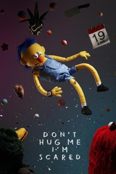 Caratula, cartel, poster o portada de Don\'t Hug Me I\'m Scared
