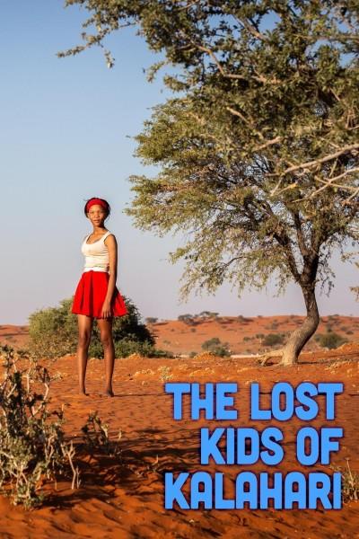 Caratula, cartel, poster o portada de Los niños perdidos de Kalahari