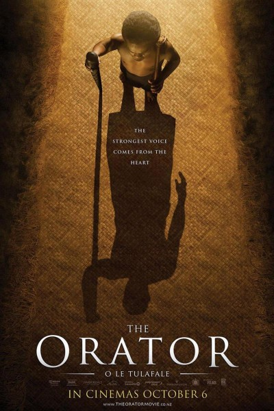 Caratula, cartel, poster o portada de The Orator
