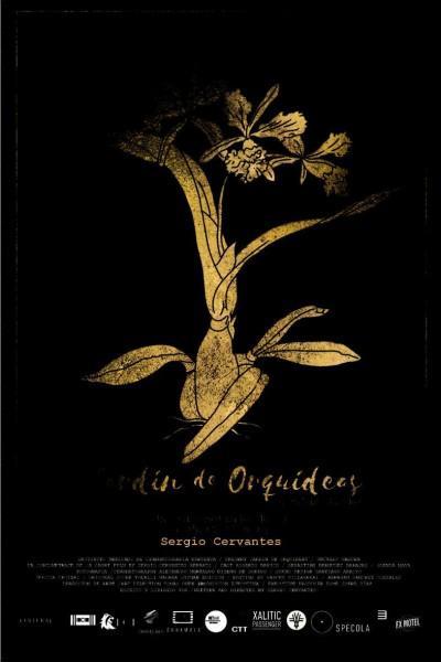 Caratula, cartel, poster o portada de Jardín de orquídeas