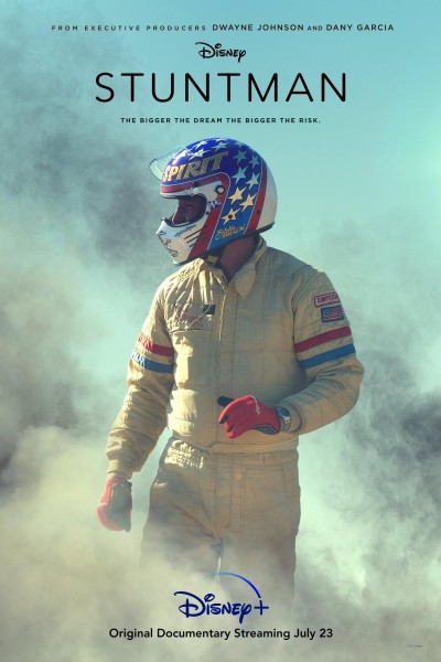 Caratula, cartel, poster o portada de Stuntman: El especialista