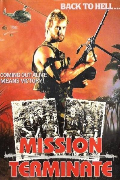 Caratula, cartel, poster o portada de Mission terminate
