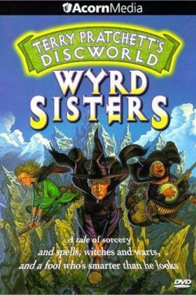Caratula, cartel, poster o portada de Wyrd Sisters