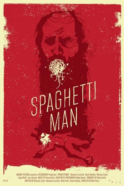 Caratula, cartel, poster o portada de Spaghettiman