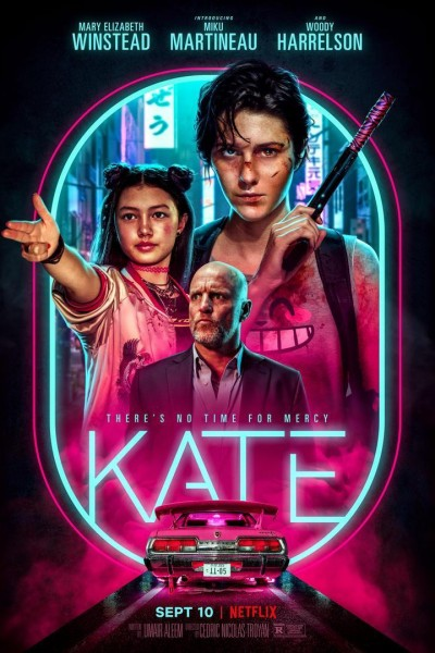 Caratula, cartel, poster o portada de Kate
