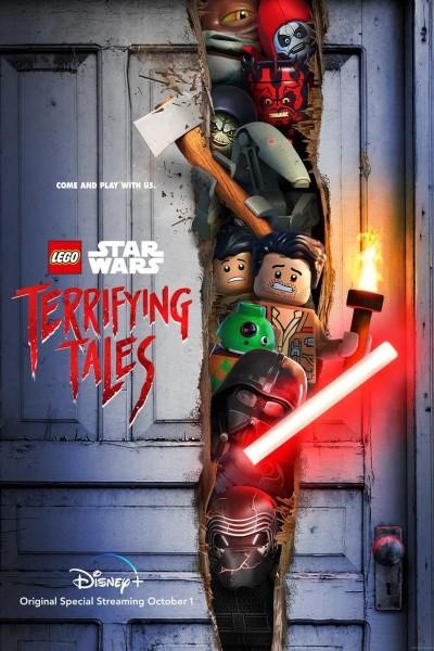 Caratula, cartel, poster o portada de LEGO Star Wars: Cuentos escalofriantes