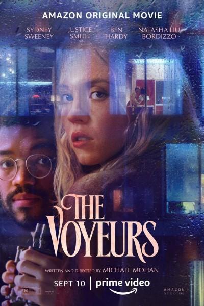 Caratula, cartel, poster o portada de The Voyeurs