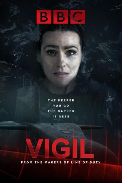 Caratula, cartel, poster o portada de Vigil: conspiración nuclear
