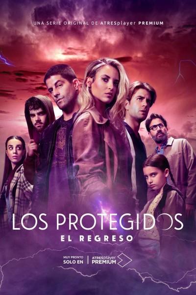 Caratula, cartel, poster o portada de Los protegidos: El regreso