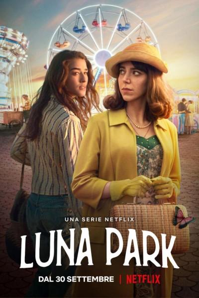 Caratula, cartel, poster o portada de Luna Park
