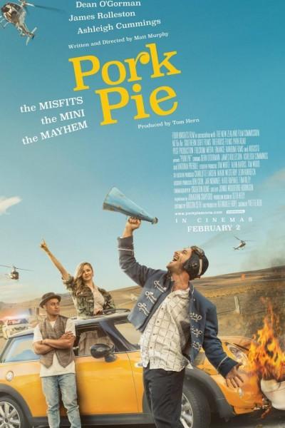 Caratula, cartel, poster o portada de Pork Pie