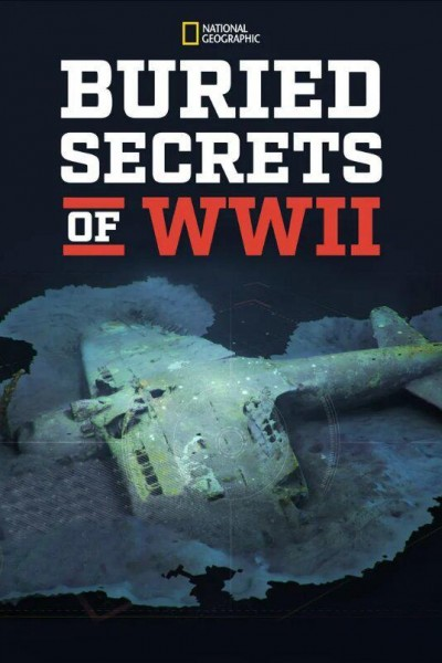 Caratula, cartel, poster o portada de Secretos ocultos de la Segunda Guerra Mundial