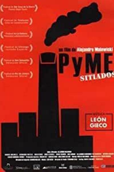 Caratula, cartel, poster o portada de PyME: Sitiados