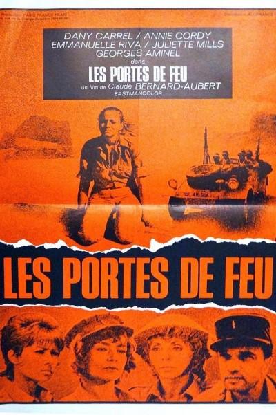 Caratula, cartel, poster o portada de Las puertas de fuego