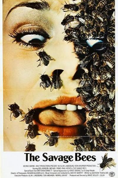 Caratula, cartel, poster o portada de Abejas salvajes