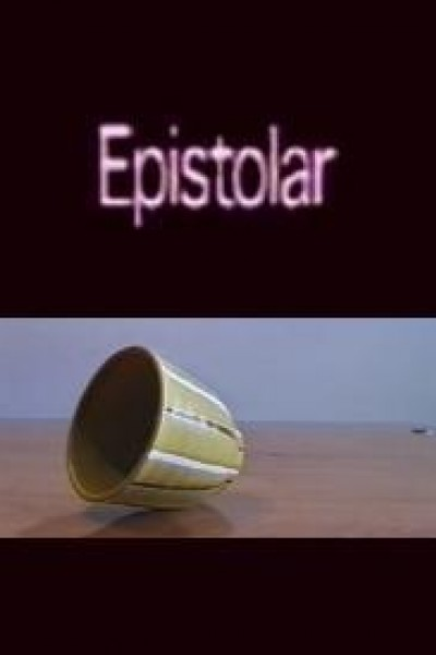 Caratula, cartel, poster o portada de Epistolar