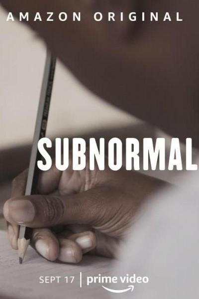 Caratula, cartel, poster o portada de Subnormal: Racismo en la escuela, de Steve McQueen