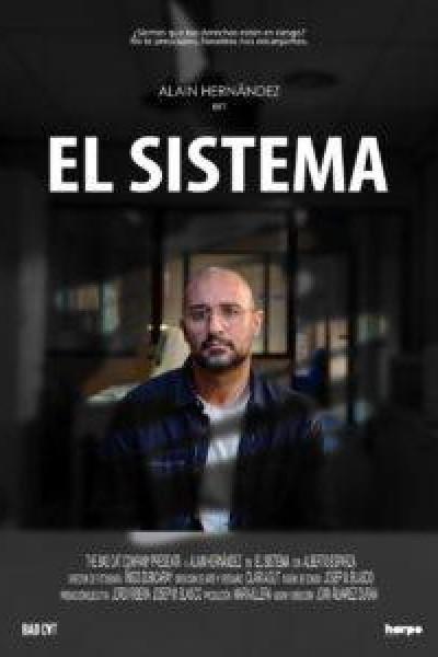 Caratula, cartel, poster o portada de El sistema