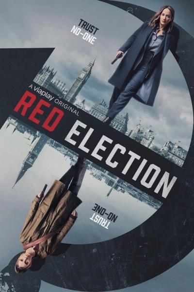 Caratula, cartel, poster o portada de Red Election