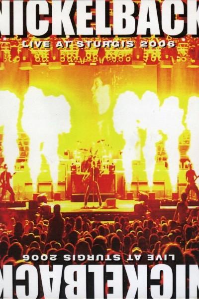 Caratula, cartel, poster o portada de Nickelback: Live from Sturgis