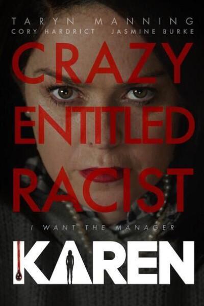 Caratula, cartel, poster o portada de Karen