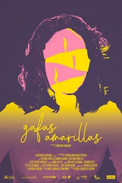 Caratula, cartel, poster o portada de Gafas amarillas
