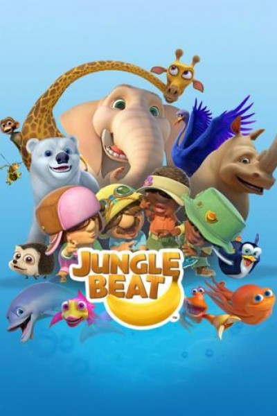 Caratula, cartel, poster o portada de Jungle Beat